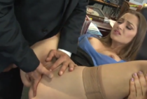 Dani Daniels secretary fuck on the desk