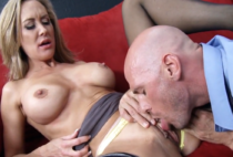 Brandi Love hd blowjob video