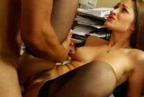 Dani Daniels Hardcore Sex Video In The Office