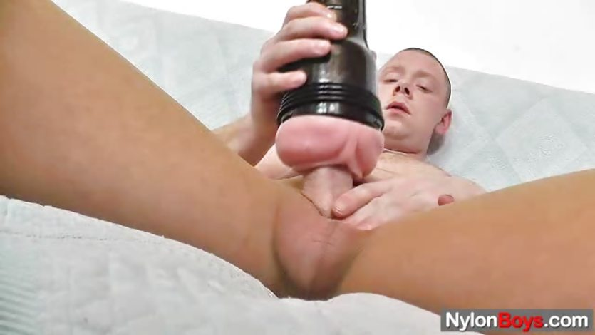 picture your muscular amateur jock masturbating solo sexy, smooth