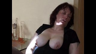 Extreme mom insertion and fisting